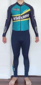 Lorini Cycling spandex Full Body Suit skinsuit speedsuit XL compression