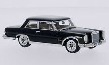 wonderful modelcar MERCEDES-BENZ 600 NALLINGER COUPE 1966 - black  -  1/43