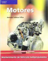 Electromecánica de vehículos. Motores