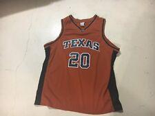 Foot Locker Men's NEW Texas Jersey. Size XL  FREE SHIPPING!!!!!!!