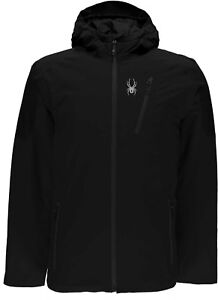 Spyder Men's Berner Hooded Insulated Jacket X-Large