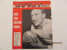 Rugby Union Magazine--Rugby World May 1962.