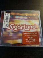 "SUGARLAND ""ENJOY THE RIDE"" New Factory Sealed CD Mercury 2006 11 Tracks w Lyrics"