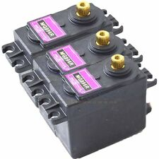 3 PCS MG996R Torque Digital Metal Gear Servo for Helicopter RC Car Boat