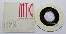 """M.T.C. – check your soul-Mini CD 3"""" pouces hip hop 12891-fête version"""