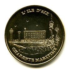 17 ILE D'AIX Fort Boyard, 2007, Monnaie de Paris