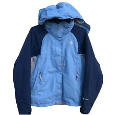 The North Face HyVent Ski Winter Jacket Hooded Mesh Lined Women's M
