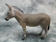 CollectA NIP * African Wild Ass * Donkey Wildlife Horse 88664 Model Toy Figurine