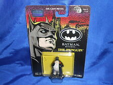 "Batman Returns Penguin Standing Die-Cast Metal Figure 2"" Tall Sealed ERTL 1992"