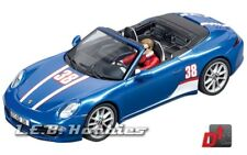 Carrera Evolution Porsche 911 Carrera S Cabriolet, No.38 1:32 slot car 27550