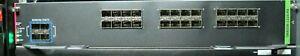 Enterasys S-Series S180 Class 24-Port 10Gb SFP+ I/O-Fabric Module SK8008-1224-F8