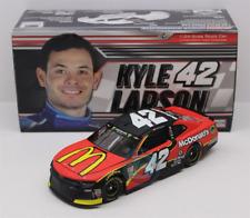 NASCAR 2018 KYLE LARSON #42 McDONALDS 1/24 DIECAST CAR