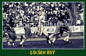 The Golden Boy Green Bay at San Francisco 49ers - October 9th, 1966 (4 sizes)