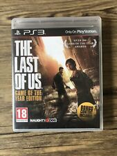 The Last of Us: Game of the Year Edition (PS3) Good Condition No Manual