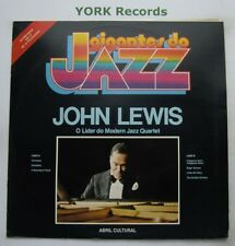 JOHN LEWIS - Giants Of Jazz - Excellent Condition LP Record