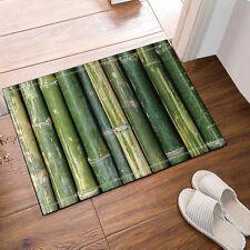 bamboo Kitchen Bath Bathroom Shower Floor Home Door Mat Rug Non-Slip new