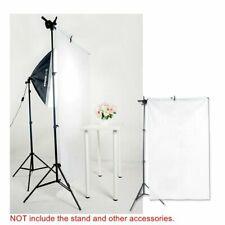 2Pcs 3x5ft Soft Diffusion Cloth White Seamless Photo Studio Flash Shoot Soft-box
