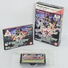 BATTLE SPIRIT Ver.1.5 Digimon Tamers WonderSwan Color 5286 ws