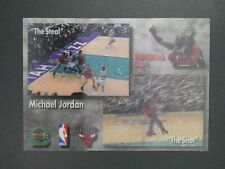1998-99 Upper Deck Oversized 3D Motion Card - Michael Jordan -