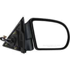 For Blazer 99-05, Passenger Side Mirror, Textured Black