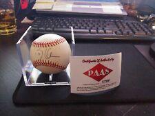 Bobby Bonilla Signed Autographed Baseball White Sox / Orioles With COA