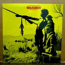 WALKABOUT Soundtrack LP John Barry GSF 1005 STILL SEALED!