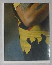 Bam Bam Bigelow WWF 1992 Merlin Stickers Card #230 WWE Wrestlemania XI Superstar