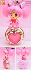 Bandai Sailor Moon Twinkle Dolly Part 2 Phone Strap Charm Figurine chibi moon