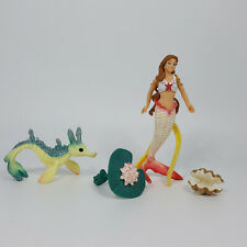 (Mix) Lot Replacement Schleich Mermaid, Seahorse & Accessories 70552 70555