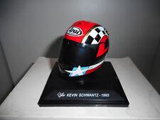 CGP 08 KEVIN SCHWANTZ 1993 WINN MOTO BIKE GP COLLECTION HELMETS ALTAYA IXO 1/5