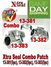 Xtra Seal Universal Combo Combi Tire Plug Patch Repair 5 ea13-381,13-382, 13-383