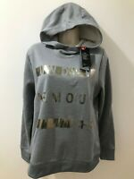 Under Armour Coldgear Womens M Steel Pullover Synthetic Word Mark Fleece $55 NWT