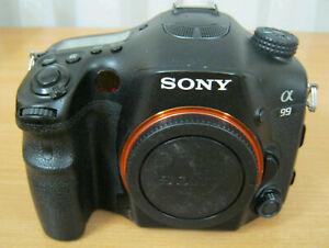 Sony Alpha SLT-A99V Digital SLR Camera (Body Only)