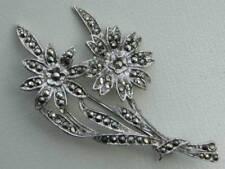 Animals Marcasite Vintage Costume Jewellery