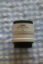 Canon EF 2x II Lens