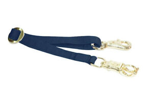 Horse Web Trailer Float Snap Tie Up - Panic Snap Adjustable