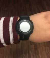 Garmin Forerunner 210 GPS Watch Black, Used but great condition. Regular Fit.