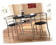 Small Kitchen Table And Chairs Kitchen Dining Set Breakfast Bar Set Small Spaces