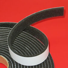 Foam Fascinator/Hat Size-Reducing Tape - Adhesive 20mm (Price per 2m) - Charcoal