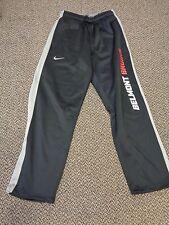 Vintage Nike Therma-Fit Men's Belmont Bruins Athletic Pants Size Medium