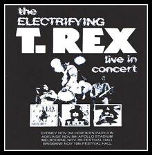 More details for t.rex marc bolan cd live australian tour 1973
