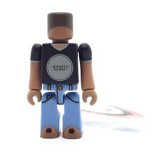 Medicom 100% Kubrick GETON! John's Surf Vinyl Art Figure Toy Rare Designer Japan