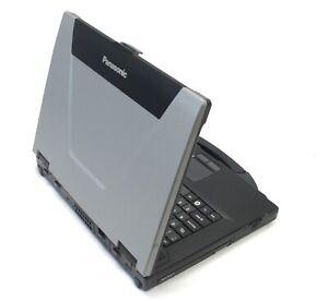 Panasonic Toughbook CF-52 C2D P8400 2.26GHz 500GB HDD 4GB RAM -NO OS 25K Hrs