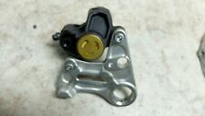 16 EBR 1190 RX 1190RX Erik Buell Racing rear back brake caliper & mount bracket