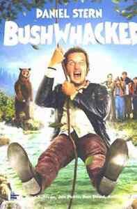 Bushwacked - 1995 Comedy Crime - Daniel Stern, Brad Sullivan, Jon Polito -DVD