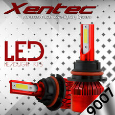 XENTEC LED HID Headlight kit 9007 HB5 White for 2005-2010 Chevrolet Cobalt