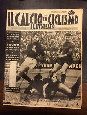 Il calcio e il ciclismo illustrato 1963 N° 11 Bologna Bernardini 1/8/15