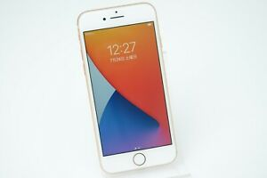SIM FREE iPhone8 64GB Gold sim unlocked shipping from Japan No.441