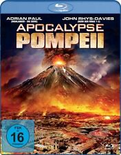 Apocalypse Pompeii ( Katastrophenfilm BLU-RAY )mit Adrian Paul, John Rhys-Davies
