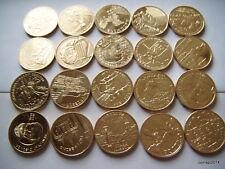 Poland 2 ZL Complete Set 20 Coins 2010 NG (Billig)